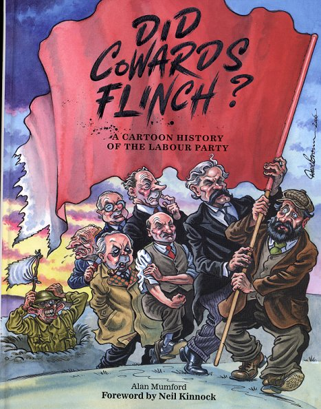 Did Cowards Flinch?, by Alan Mumford