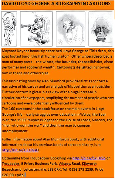 Mumford Lloyd George flyer thumbnail