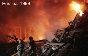 Pristina, 1999