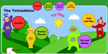 The Teletubbies