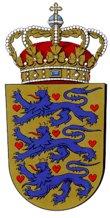 Denmark's Coat of Arms
