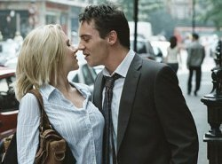 Scarlett Johansson and Jonathan Rhys-Meyers in Match Point