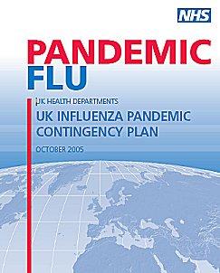 DoH Pandemic leaflet