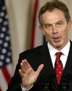 The Rt Hon Mr Tony Blair