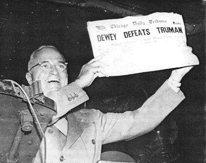 Truman, 1948